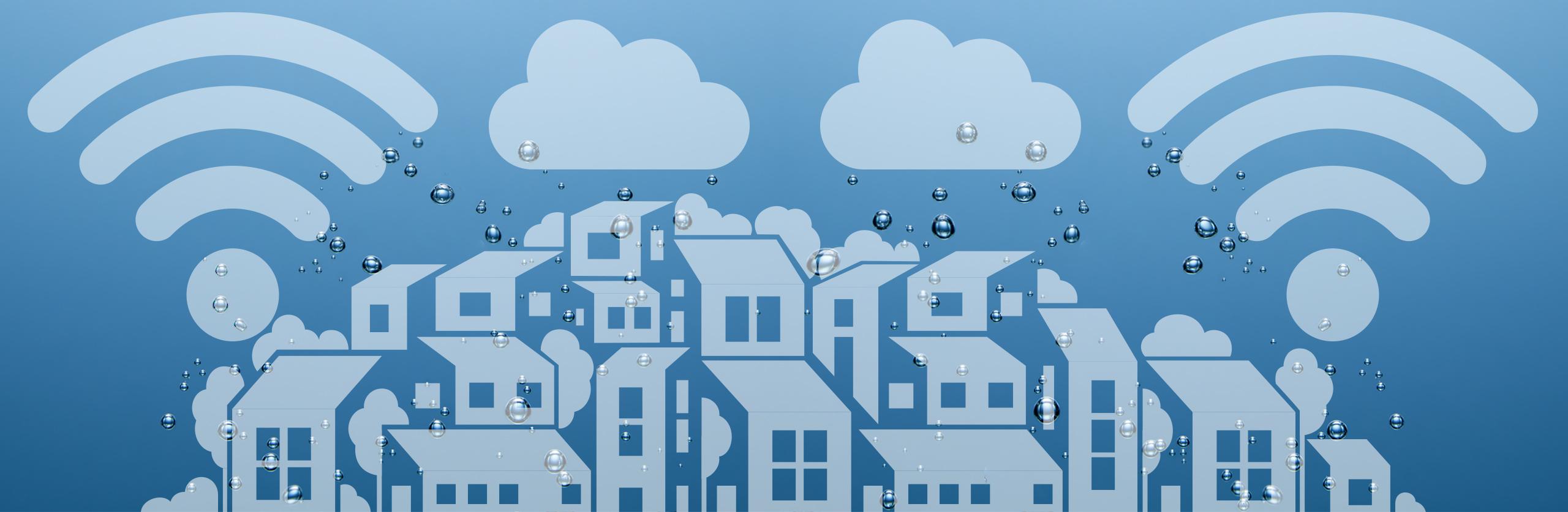 AVK Smart Water kommunikasjon og visualisering av data