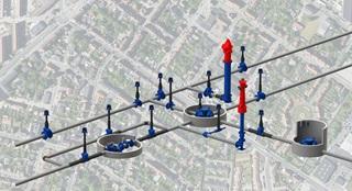 AVK Smart Water nettværk