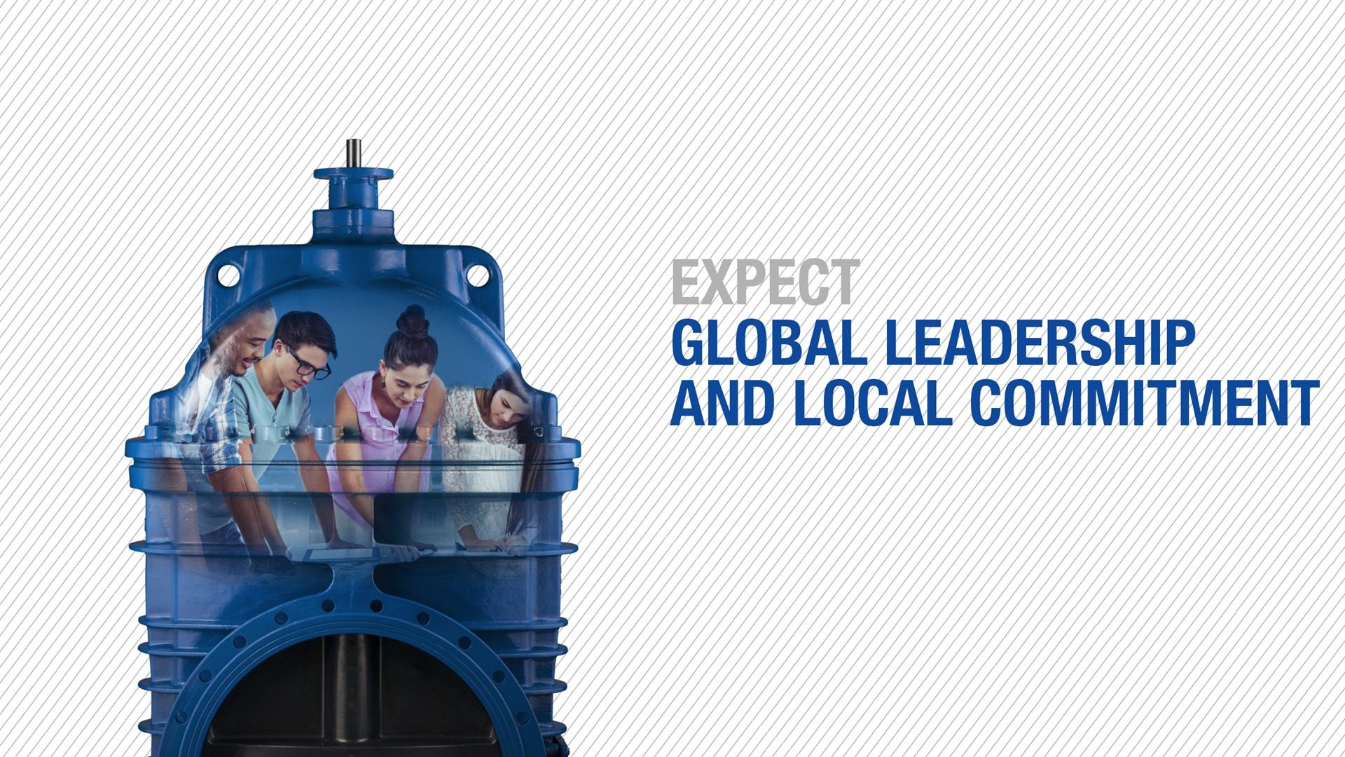 Forvent globalt lederskap og lokalt engasjement fra AVK