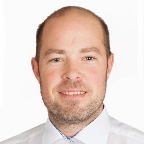 David Calvert, Logistikksjef