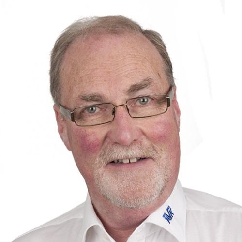 Edgar Larsen, Seniorrådgiver - Avløp, havbruk og industri