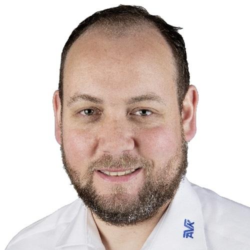 Thomas Rolfsen, Distriktsansvarlig Sør-Vest