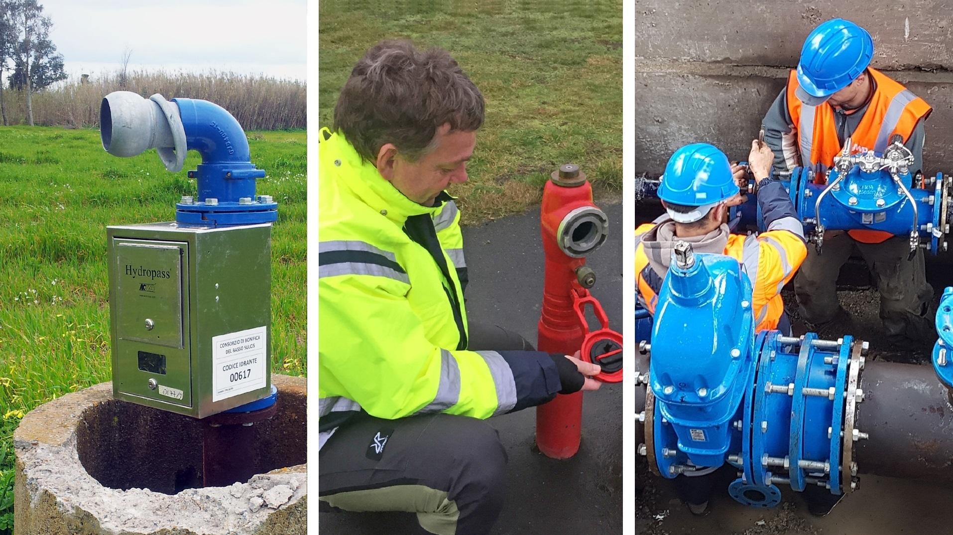 Nytt AVK selskap - AVK Smart Water